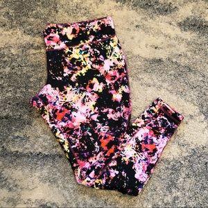 Mossimo Bright Floral Leggings